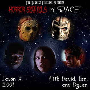 Horror Sequels In Space